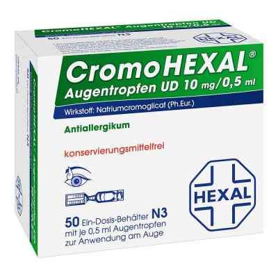 CromoHEXAL Augentropfen UD  bei apo.com bestellen