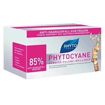 Phyto Phytocyane Kur Anti-haarausfall Frauen Ampullen   bei apotheke-online.de bestellen