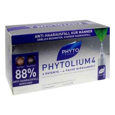 Phyto Phytolium 4 Kur Anti-haarausfall Männer  bei apotheke-online.de bestellen