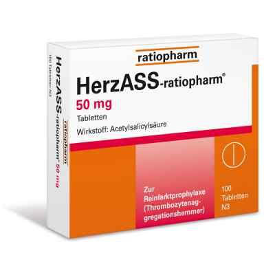 HerzASS-ratiopharm 50mg  bei apo.com bestellen