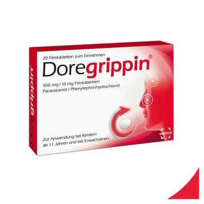 Doregrippin 500mg/10mg  bei apotheke-online.de bestellen