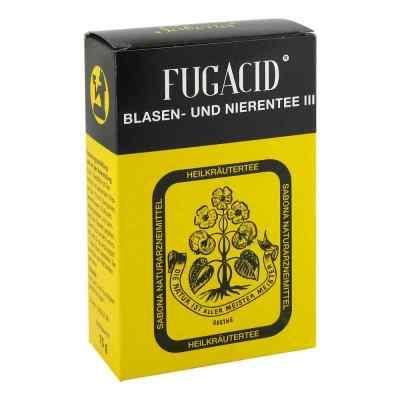 Fugacid Blasen- und Nierentee III  bei apotheke-online.de bestellen