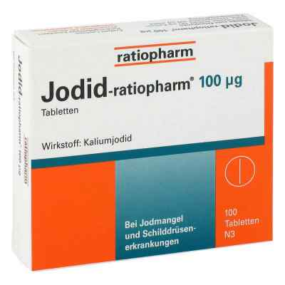 Jodid-ratiopharm 100μg  bei vitaapotheke.eu bestellen