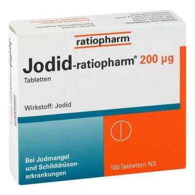 Jodid-ratiopharm 200μg  bei apo.com bestellen