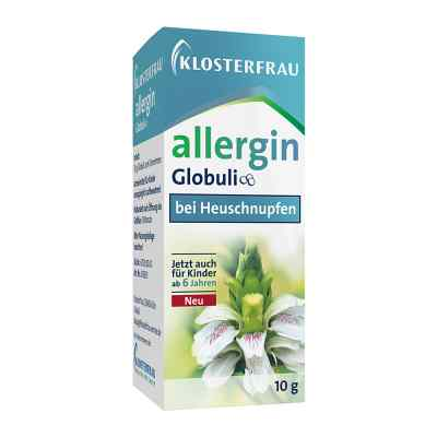 Klosterfrau Allergin Globuli  bei apo.com bestellen