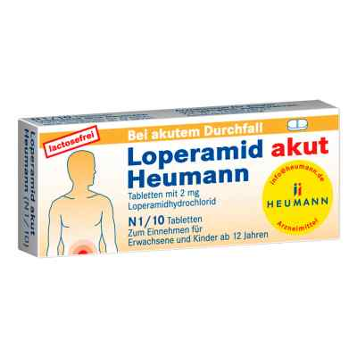 Loperamid akut Heumann  bei vitaapotheke.eu bestellen