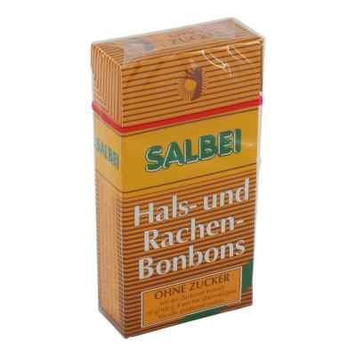 Salbei Hals und Hustenbonbons ohne  Zucker  bei apo.com bestellen