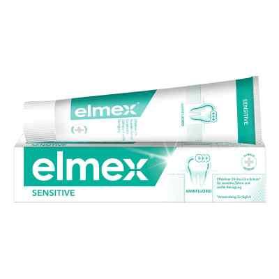 Elmex Sensitive Zahnpasta mit Faltsch.  bei apo.com bestellen