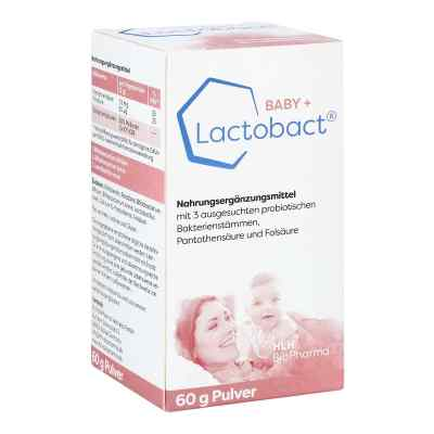 Lactobact Baby Pulver  bei apo.com bestellen