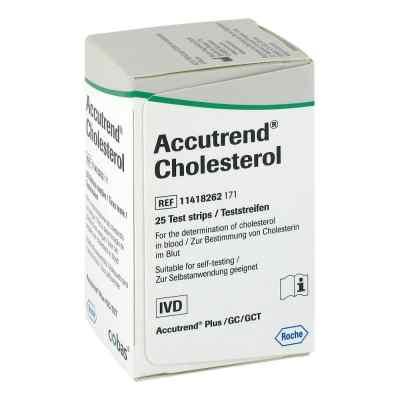 Accutrend Cholesterol Teststreifen  bei apo.com bestellen