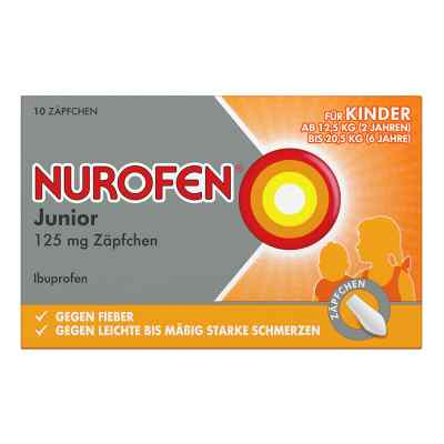 Nurofen Junior 125mg  bei vitaapotheke.eu bestellen