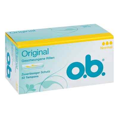 O.b. Tampons normal  bei apo.com bestellen