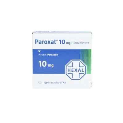Paroxat 10 mg Filmtabletten  bei apo.com bestellen