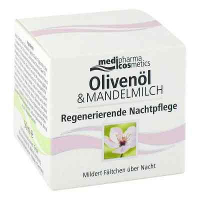 Oliven-mandelmilch regenerierende Nachtpflege  bei apo.com bestellen