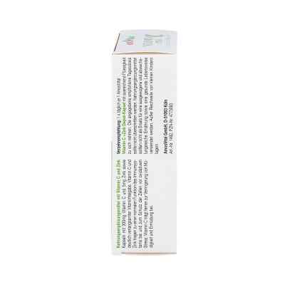 Vitamin C + Zink Depot Kapseln  bei apo.com bestellen