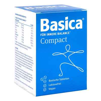Basica compact Tabletten  bei apotheke-online.de bestellen