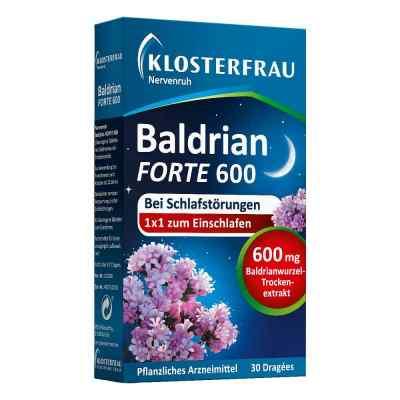 Nervenruh Baldrian Forte 600  bei apotheke-online.de bestellen