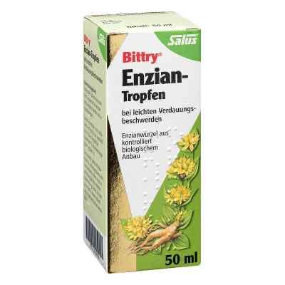 Bittry Enzian-tropfen b.leicht.Verdauungsbeschw.  bei apo.com bestellen