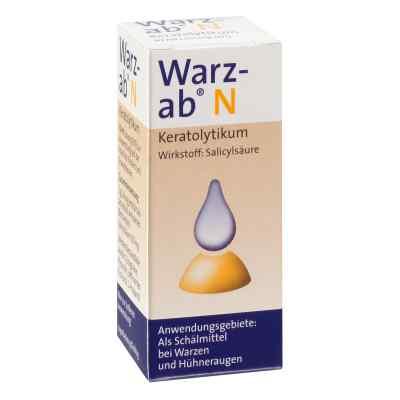 Warz-ab N  bei apotheke-online.de bestellen