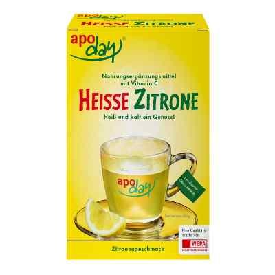 Apoday Heisse Zitrone Vitamine c Pulver  bei apotheke-online.de bestellen