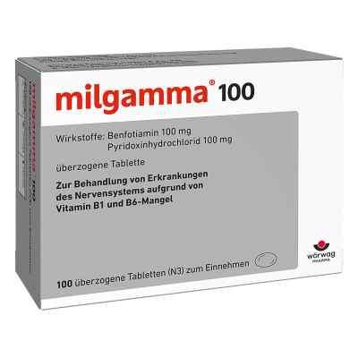 Milgamma 100 mg überzogene Tabletten  bei apo.com bestellen