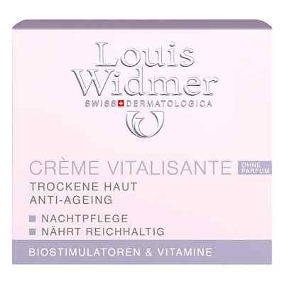 Widmer Creme Vitalisante unparfümiert  bei vitaapotheke.eu bestellen