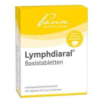 Lymphdiaral Basistabletten  bei apo.com bestellen