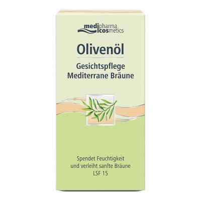 Olivenöl Gesichtspflege Creme mediterrane Bräune  bei apotheke-online.de bestellen