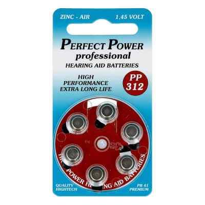 Batterien für Hörgeräte Power Pp 312  bei apo.com bestellen