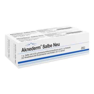 Aknederm Salbe Neu  bei apo.com bestellen