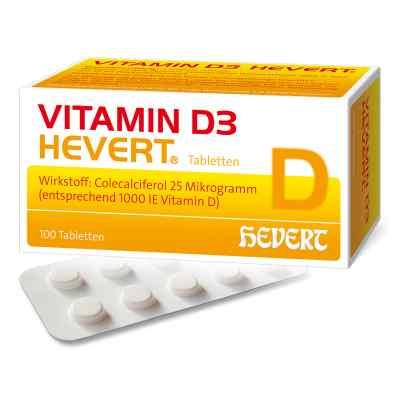 Vitamin D3 Hevert Tabletten  bei apotheke-online.de bestellen