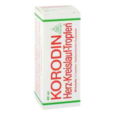 Korodin Herz Kreislauf Tropfen  bei apo.com bestellen