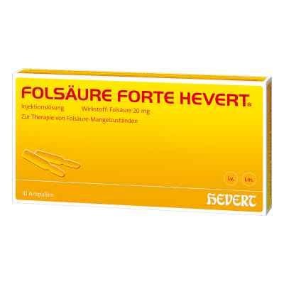 Folsäure Hevert forte Ampullen  bei apotheke-online.de bestellen