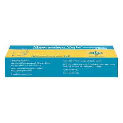 Magnesium Verla Brausetabletten  bei apo.com bestellen