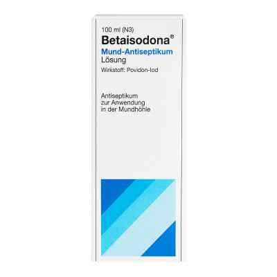 Betaisodona Mund-Antiseptikum  bei apo.com bestellen