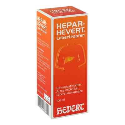 Hepar Hevert Lebertropfen  bei apo.com bestellen