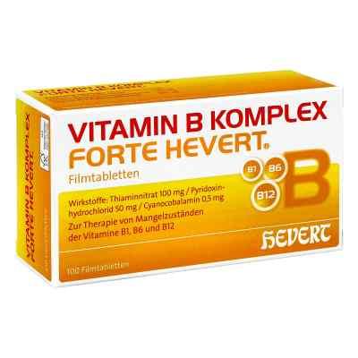 Vitamin B Komplex forte Hevert Tabletten  bei vitaapotheke.eu bestellen