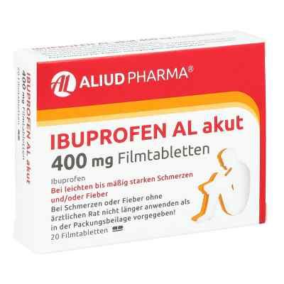 Ibuprofen AL akut 400mg  bei apo.com bestellen