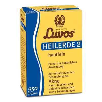Luvos Heilerde 2 hautfein  bei apo.com bestellen