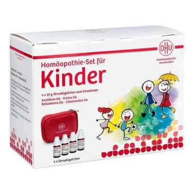 Homöopathie Set für Kinder Globuli  bei apotheke-online.de bestellen