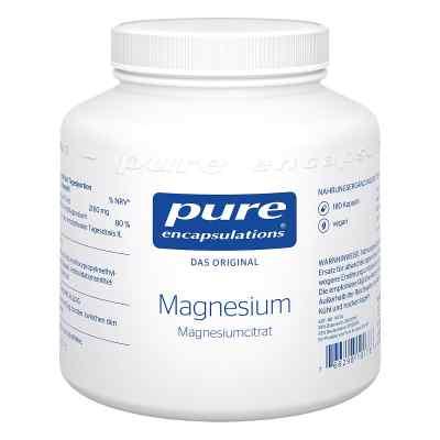 Pure Encapsulations Magnesium Magn.citrat Kapseln  bei apotheke-online.de bestellen