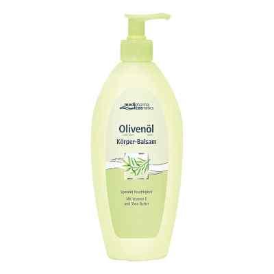 Olivenöl Körper-balsam im Spender  bei apo.com bestellen