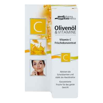Olivenöl & Vitamin C Frischekonzentrat  bei apo.com bestellen