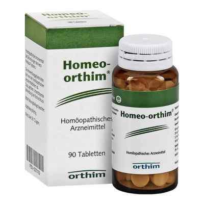 Homeo Orthim Tabletten  bei apo.com bestellen