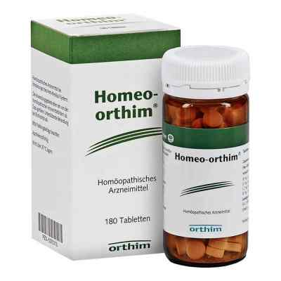 Homeo Orthim Tabletten  bei vitaapotheke.eu bestellen