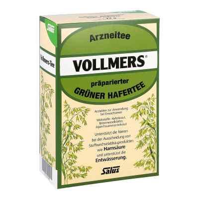 Vollmers präparierter Grüner Hafertee  bei apo.com bestellen