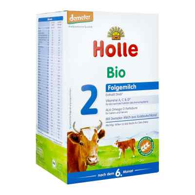 Holle Bio Säuglings Folgemilch 2  bei apotheke-online.de bestellen