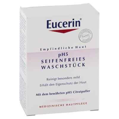 Eucerin pH5 Seifenfreies Waschstück  bei apo.com bestellen