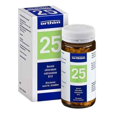 Biochemie Orthim 25 Aurum chloratum natron.D12 Tab  bei apo.com bestellen