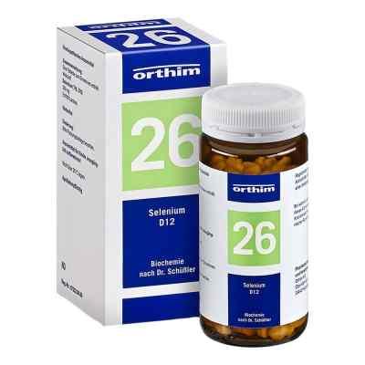 Biochemie Orthim 26 Selenium D 12 Tabletten  bei apo.com bestellen